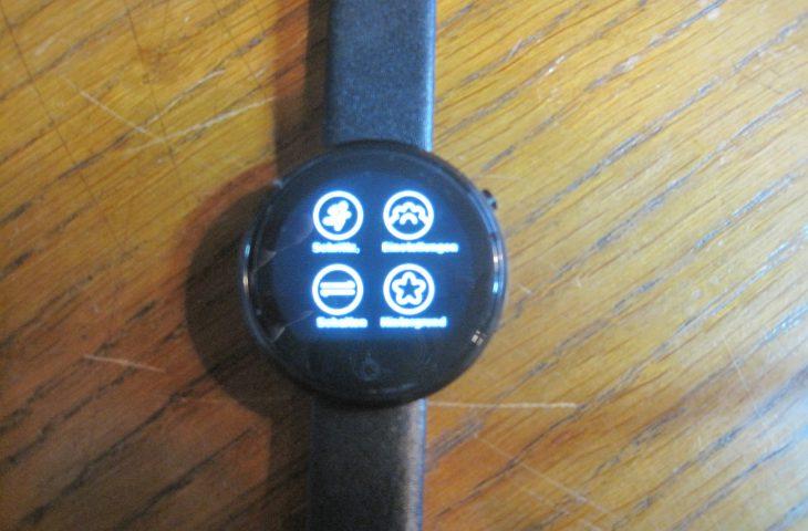 smartwatch für android test