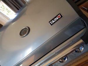 der neue taino gasgrill 4 brenner silber hobby test de