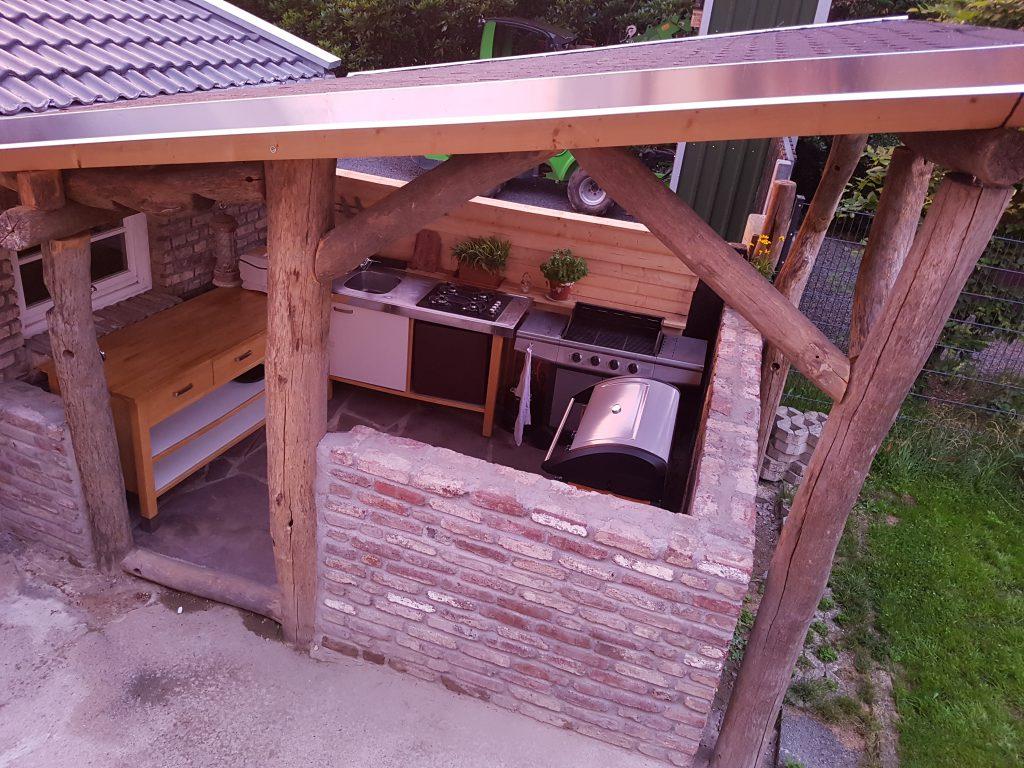 Außenküche Mit Gasgrill Preise : Wie plane und realisiere ich eine außenküche u a blockhaus