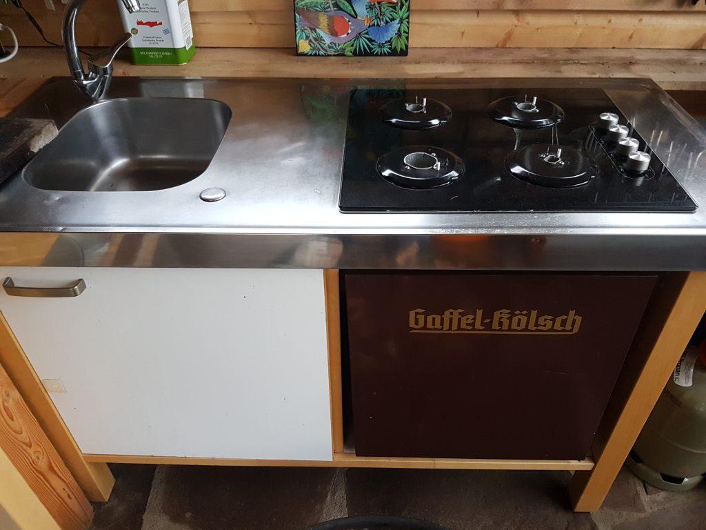 Gasherd Für Außenküche : Außenküche gasherd ferienhaus mit außenküche f icod de los vinos